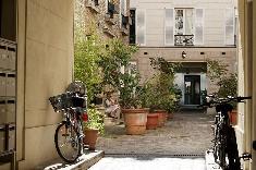 Installer des plantations dans une cour commune …..
