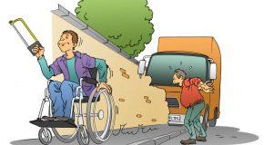 Personnes handicapées : des places de parking réservées dans certaines copropriétés