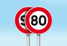 Limitation de vitesse, téléphone au volant… : ce qui va changer sur les routes