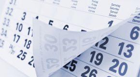 Le calendrier des échéances fiscales pour les déclarations ou les paiements vient d'être mis à jour pour mars 2019. Deux dates sont à retenir pour ce mois-ci.