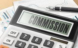 La commission versée à l'agence immobilière pour la vente d'un bien immobilier hérité du défunt n'est pas déductible du patrimoine servant de base au calcul des droits de succession.