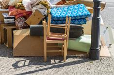 Abandon d'ordures ou d'encombrants : une amende jusqu'à 500 euros prononcée par le maire