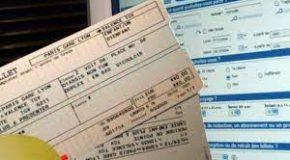 Nouvelle prolongation du remboursement et de l'échange des billets SNCF